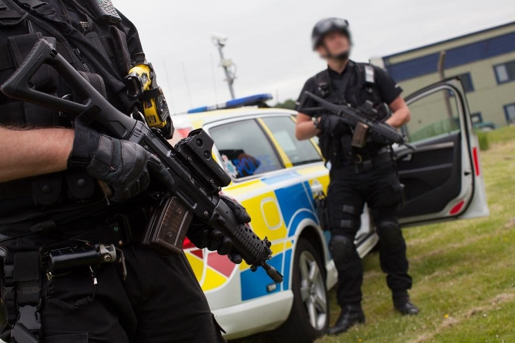 PCC brings firearms training back to Staffordshire