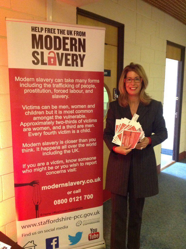 Magnificent Staffordshire Firms Sign Pledge To End Modern Day Slavery Home Remodeling Inspirations Genioncuboardxyz